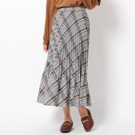 [マルイ]【セール】裾消しプリーツスカート/ザ ショップ ティーケー(レディス)(THE SHOP TK Ladies)