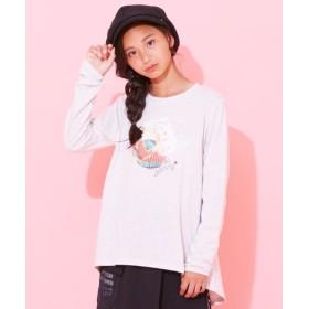 レインボーケーキTシャツ(女の子 子供服。ジュニア服) Tシャツ・カットソー