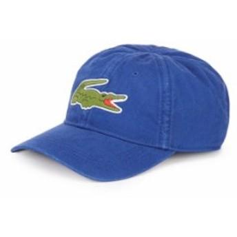 ラコステ メンズ 帽子 アクセサリー Big Croc Gabardine Cap Captain