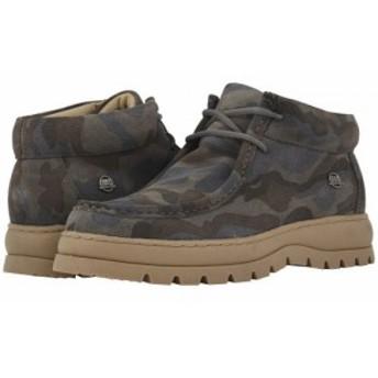 Stacy Adams ステーシーアダムス メンズ 男性用 シューズ 靴 ブーツ チャッカブーツ Dublin II Gray Camo【送料無料】