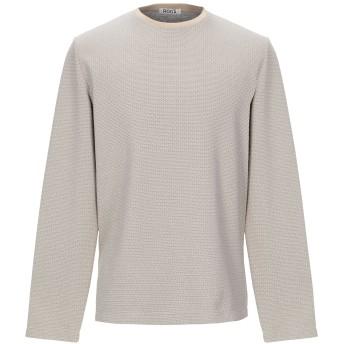 《セール開催中》RODA メンズ スウェットシャツ カーキ M コットン 63% / ポリエステル 32% / ナイロン 5%