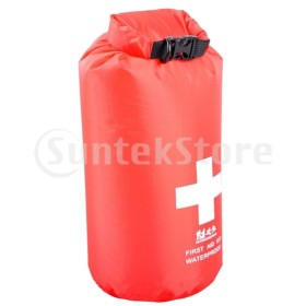 4x防水5L応急処置緊急キットドライバッグ袋旅行キャンプストレージ