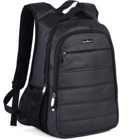 DAVIDNILE リュックサック メンズ ,メンズバックパック, USB充電ポート付き 15.6インチ収納 防水 大容量 衝撃吸収 多機能ポケット 通勤 通学 出張 旅行