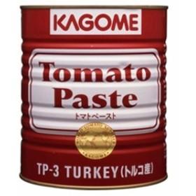 トルコ産!カゴメ) トマトペースト 1号缶 3200g