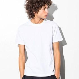 ナンバーナイン デニム(NUMBER(N)INE DENIM) NUMBER (N)INE×HANES(ナンバーナイン×ヘインズ) クルーネックTシャツ【white/S】