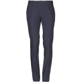 《セール開催中》INCOTEX メンズ パンツ ダークブルー 46 コットン 96% / ポリウレタン 4%