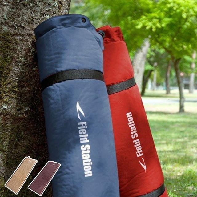キャンピングマット エアマット アウトドア 自動膨張 収納袋 コンパクト ネオラックス ( インフレーターマット NeoLux 自動膨張式 キャンプ マット )