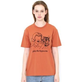 [マルイ] 【ユニセックス】Tシャツ/プレイザハイポクライト/グラニフ(graniph)