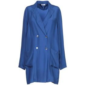 《セール開催中》P.A.R.O.S.H. レディース テーラードジャケット ブルー XS シルク 100%