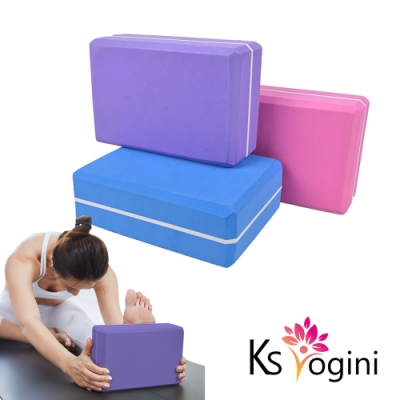 KS yogini 高密度夾心 EVA環保瑜珈磚