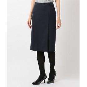 <ICB> Warm Georgette スカート(SKCYKW0310) ネービーブルー 【三越・伊勢丹/公式】