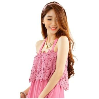 [sweet bell] パーティードレス 結婚式 お呼ばれ ドレス ワンピース レディース きれいめ ピンク 大きいサイズ 3Lサイズ XXLサイズ 15号