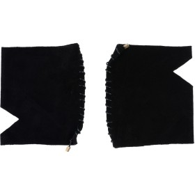《期間限定セール開催中!》EC MOOD レディース 手袋 ブラック one size 革
