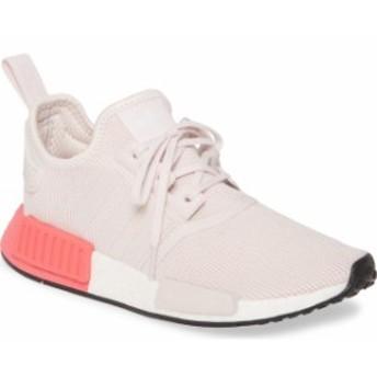 アディダス レディース スニーカー シューズ adidas NMD R1 Sneaker (Big Kid) Orchid Tint/ Orchid Tint/ Pink
