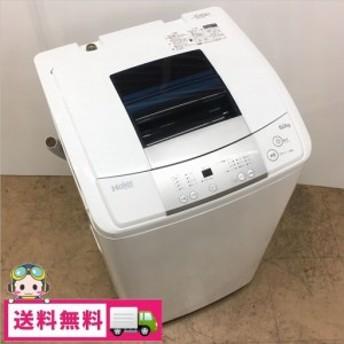 中古 ハイアールHaier 全自動洗濯機 6.0kg JW-K60M 2016年製 美品 送料無料 3ヶ月保証付
