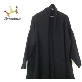 ミューズデドゥーズィエムクラス MUSE de DEUXIEME CLASSE コート レディース 黒 冬物 新着 20190905