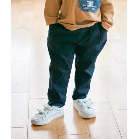 HusHusH(Kids)(ハッシュアッシュ(キッズ)) 【90-160cm】らくBO ツータックパンツ