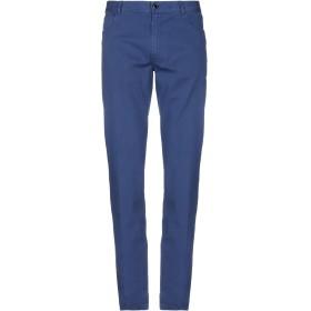 《期間限定セール開催中!》LES COPAINS メンズ パンツ ブルー 54 コットン 97% / ポリウレタン 3%
