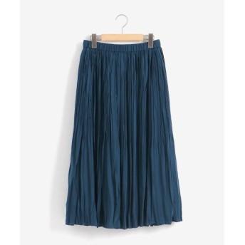 NIMES / ニーム デシンプリーツスカート