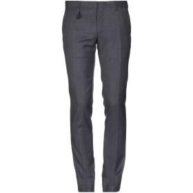 《期間限定 セール開催中》INCOTEX メンズ パンツ ダークブルー 46 ウール 100%