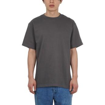(プリントスター)Printstar 5.6オンス ヘビーウエイトTシャツ 00085-CVT 2枚セット 129 チャコール 07 XL