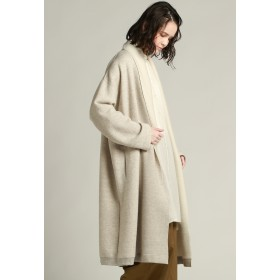 Pao de lo 【WEBサイズ別注】リヨセルコットン裏毛ジャケット テーラードジャケット,ベージュ