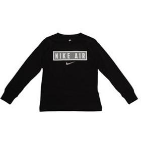 【Super Sports XEBIO & mall店:トップス】NIKE AIR BOX 長袖Tシャツ 86F875-023