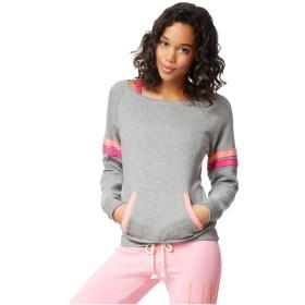 AeropostaleレディースSuper Cozyスウェットシャツ US サイズ: L カラー: グレー