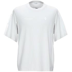 《期間限定セール開催中!》MARCELO BURLON メンズ T シャツ グレー XXS コットン 100%
