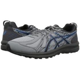 ASICS(アシックス) メンズ 男性用 シューズ 靴 スニーカー 運動靴 Frequent Trail - Stone Grey/Stone Grey 9.5 D - Medium [並行輸入品]