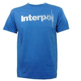 インターポール Interpol Disruption Slim Fit Tシャツ T-Shirt