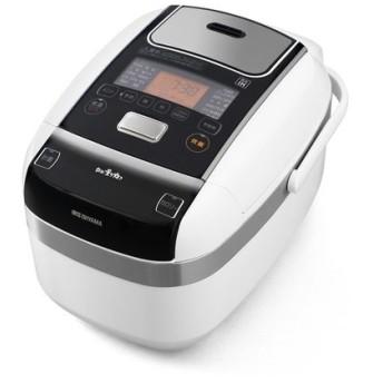 アイリスオーヤマ 在庫僅少 全国送料無料 米屋の旨み 銘柄量り炊き 圧力IHジャー炊飯器 5.5合(分離なし) RC-PC50-W 4967576299558