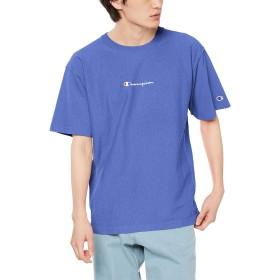 [チャンピオン] リバースウィーブ Tシャツ C3-Q305 メンズ ウィンザーブルー 日本 M (日本サイズM相当)