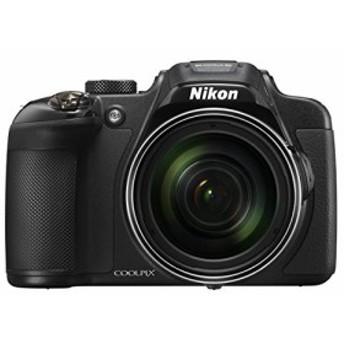 Nikon デジタルカメラ COOLPIX P610 光学60倍 1600万画素 ブラック P610BK(中古品)