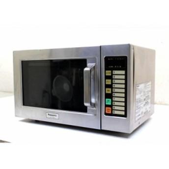 E4590NU 業務用電子レンジ パナソニック NE-710GP 09年製 庫内容量 22L 電源 単相100V 消費電力 1260W 厨房機器