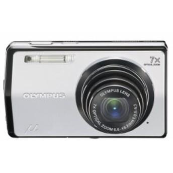OLYMPUS デジタルカメラ μ-7000 (ミュー) シルバー μ-7000SLV(中古品)