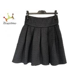 ドルチェアンドガッバーナ DOLCE&GABBANA スカート サイズ38 S レディース 美品 黒 新着 20190906