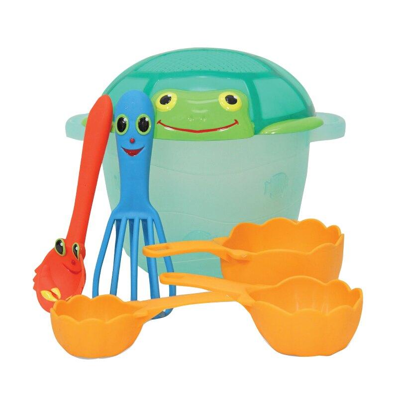 【華森葳兒童教玩具】戶外遊戲器材-海灘遊戲組 N7-6432