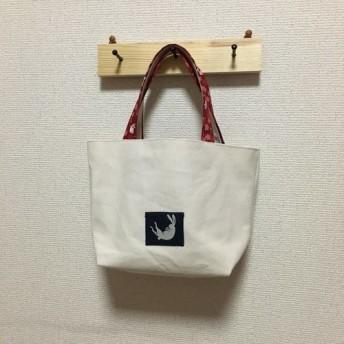 【送料無料】トートバック(生成り帆布11号)