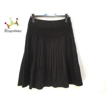 ジユウク 自由区/jiyuku スカート サイズ36 S レディース 美品 黒 プリーツ 新着 20190906