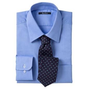 【メンズ】 形態安定カラービジネスシャツ(長袖) - セシール ■カラー:レギュラーカラー ■サイズ:M,LL,L