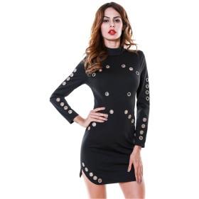 Maketina DRESS レディース US サイズ: S カラー: ブラック