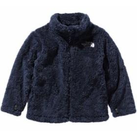 ノースフェイス(THE NORTH FACE) キッズ シェルパフリースジャケット Sherpa Fleece Jacket アーバンネイビー NAJ71945 UN 【ジュニア