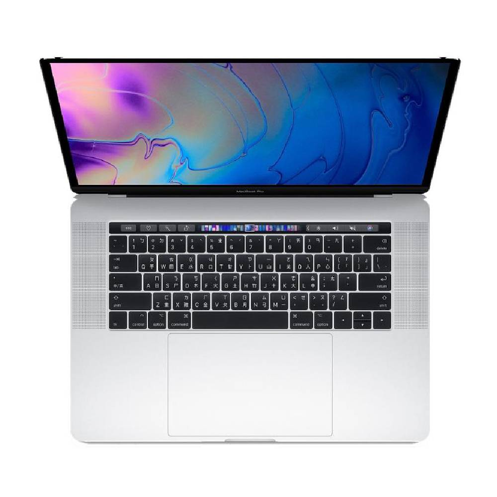 【新機上市】APPLE MacBook Pro(TB) i7 256G 15吋 銀_MV922TA/A