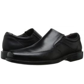 Dockers(ドッカーズ) メンズ 男性用 シューズ 靴 ローファー Park Moc Toe Slip-On - Black Polished Full Grain 13 D - Medium [並行輸入品]