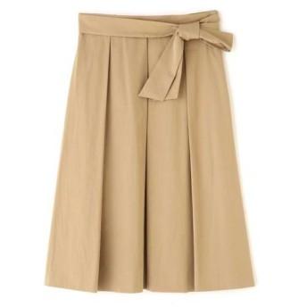 NATURAL BEAUTY / ナチュラルビューティー タフタカラースカート