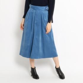 [マルイ]【セール】【Sサイズあり 洗える】超長綿コーデュロイミモレスカート/デッサン(レディス)(Dessin Ladies)
