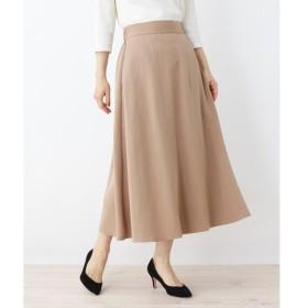 pink adobe / ピンクアドベ スパンブロードAラインスカート