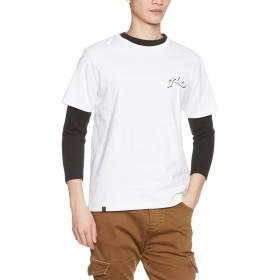 [ラスティ] 長袖Tシャツ [メンズ] ナガソデTシャツ [メンズ] 927071 ホワイト 日本 L-(日本サイズL相当)