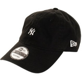 【Super Sports XEBIO & mall店:帽子】9TWENTY クロスストラップ ニューヨーク・ヤンキース ミニロゴ 11914538